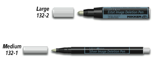 Nikken Silver Image Deletion Pen