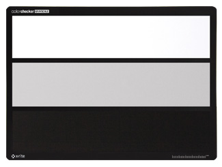 PANTONE/X-Rite ColorChecker Gray Scale Card