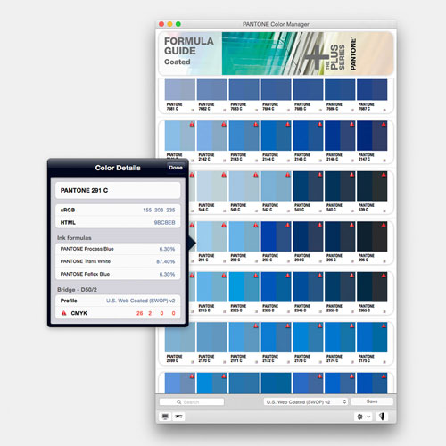 PANTONE Color Management Software - CD-ROM
