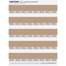PANTONE Lighting Indicator Stickers