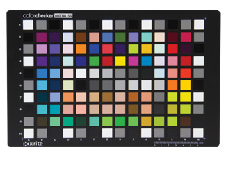 PANTONE/X-Rite Digital ColorChecker SG