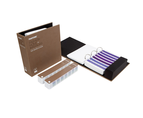 PANTONE Fashion, Home + Interior Color Specifier and Guide Set