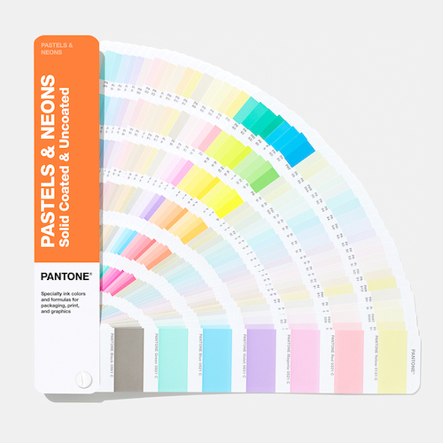 PANTONE Pastels and Neons Guide Coated and Uncoated