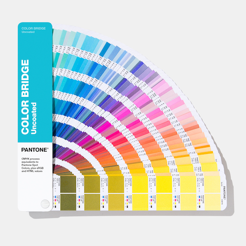 PANTONE Color Bridge Guide Uncoated