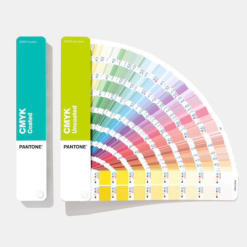 PANTONE CMYK Guide Coated and Uncoated