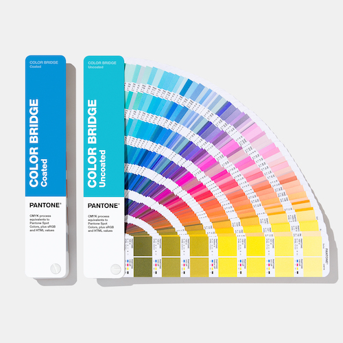 PANTONE Color Bridge Set Coated and Uncoated