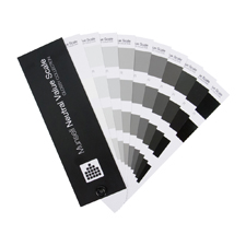 PANTONE Munsell Neutral Value Scale - Glossy Finish