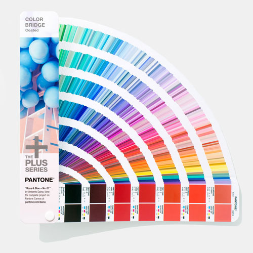 PANTONE Plus Color Bridge Coated