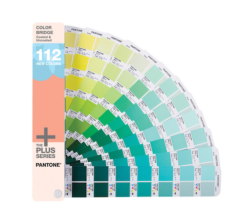 PANTONE Plus Color Bridge Set Supplement