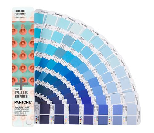 PANTONE Plus Color Bridge Guide Uncoated