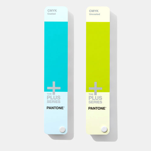 PANTONE Plus CMYK Coated and Uncoated Set