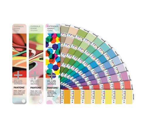 PANTONE Plus Extended Gamut Solid to Seven Set