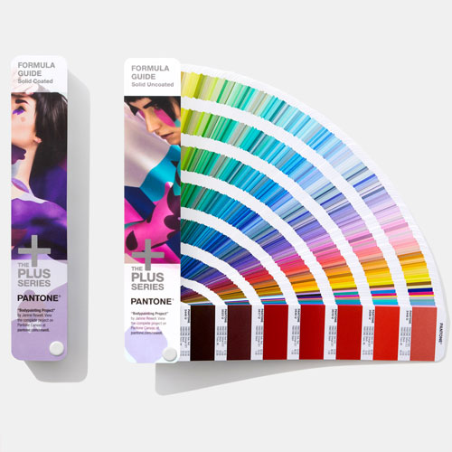 PANTONE Plus Formula Guide Solid Coated and Solid Uncoated