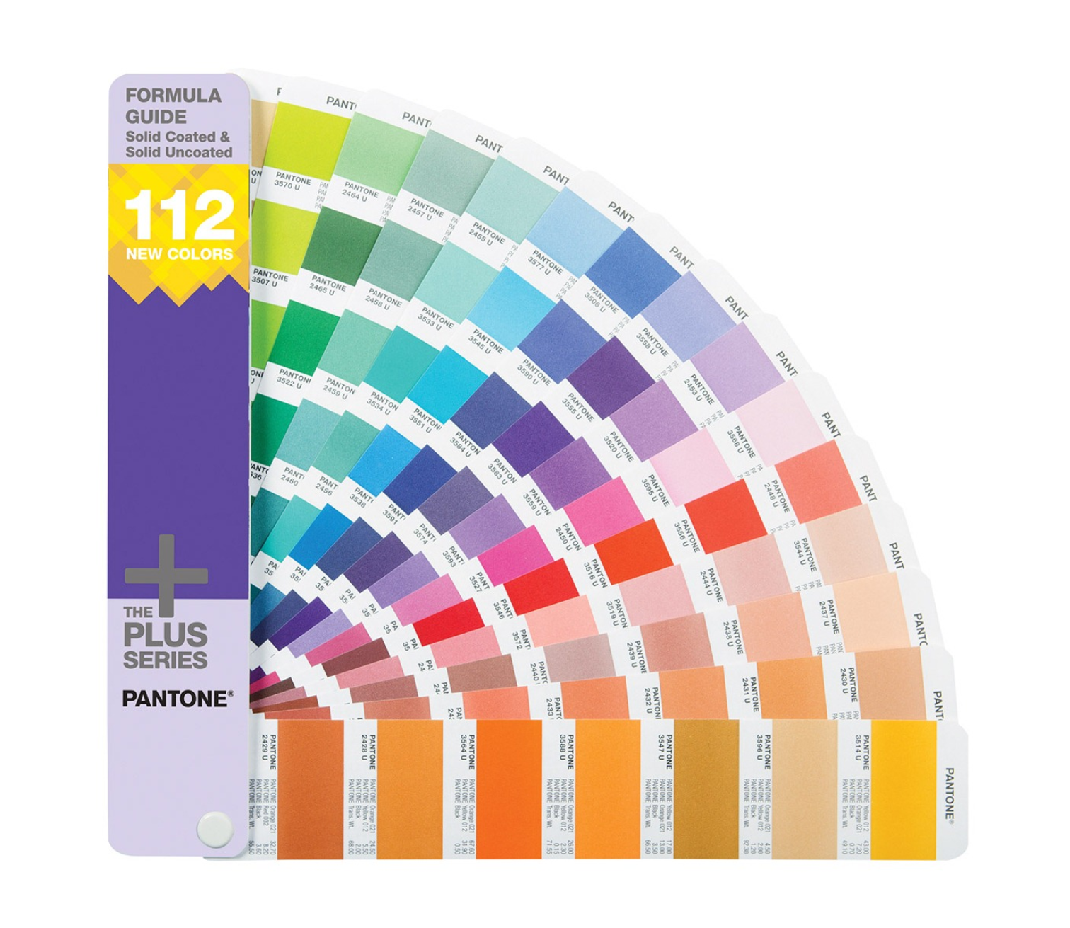 PANTONE Plus Formula Guide Supplement