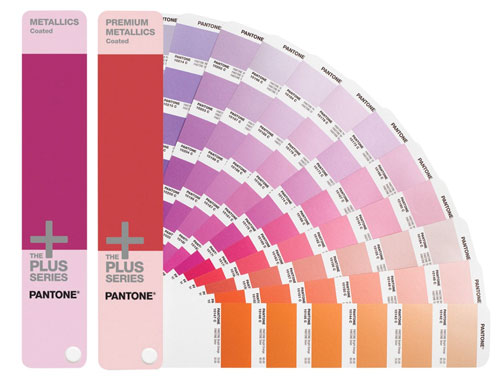 PANTONE Plus Metallic Formula Guide Set