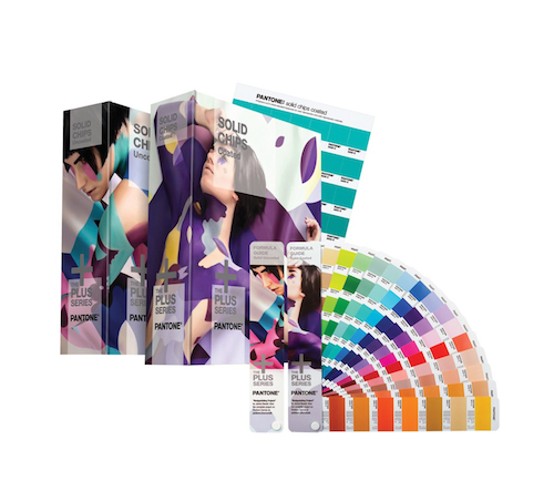PANTONE Plus Solid Color Set