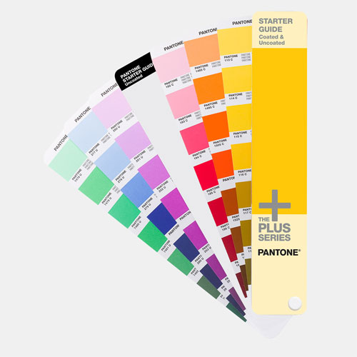 PANTONE Plus Starter Guide Solid Coated and Uncoated