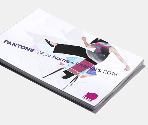 PANTONEVIEW home + interiors 2018 Book