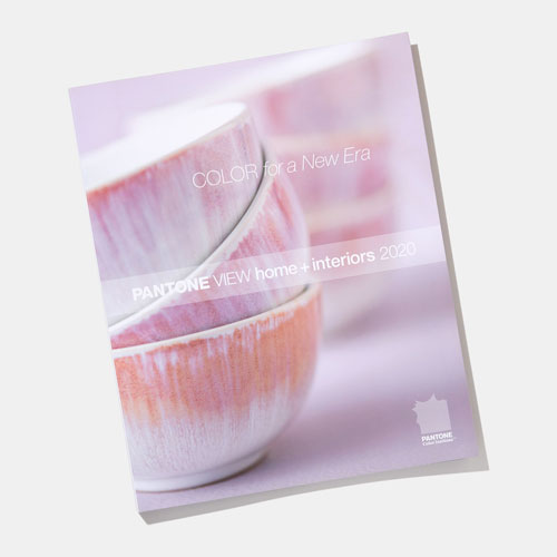 PANTONEVIEW home + interiors 2020 Inspiration Book