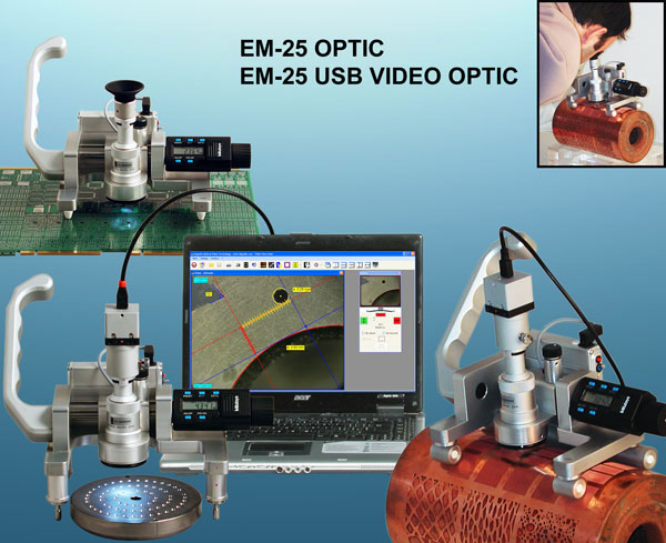 EM-25 Optic / EM-25 USB Video Optic