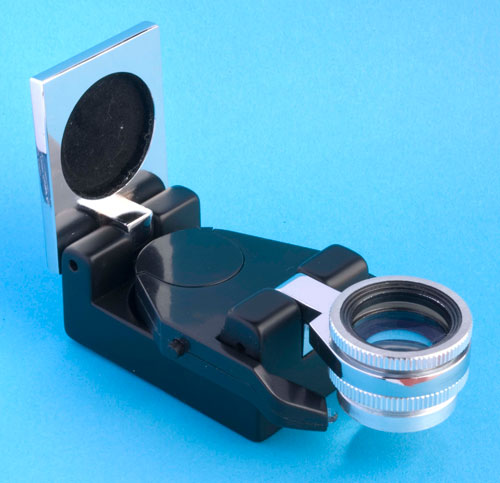 Lithco LithoMag Folding Loupe - 12X and 20X