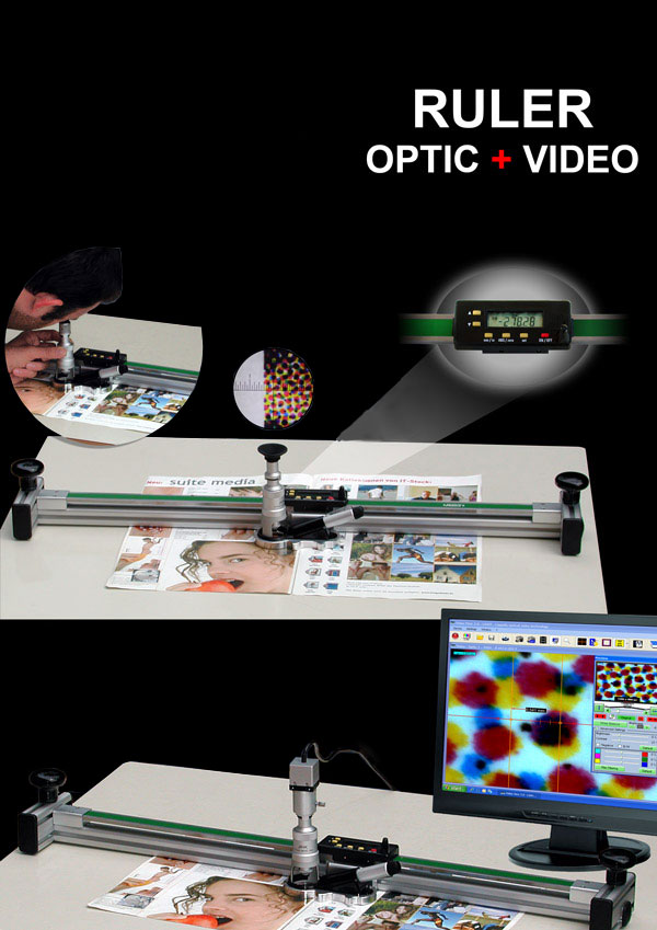Ruler Optic + Video
