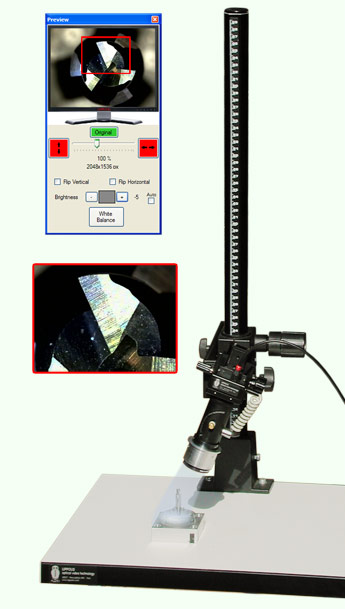 Stand Inspection System Hi-Resolution