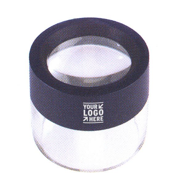 6x Circular Wide View Loupe - Custom Printed Promotional Products
