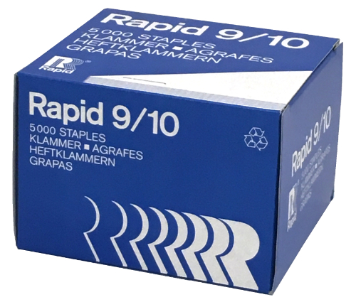 Rapid 9/49 Staples 3/8""