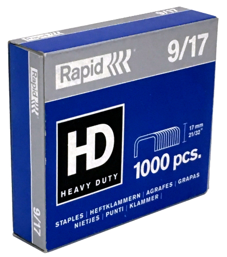 Rapid 49 Staples 3/4""