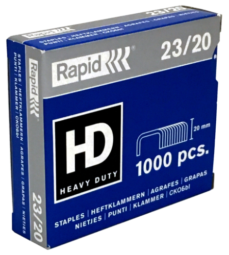 Rapid 49 Staples 7/8""