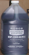 Rosos RV-1000 Alcohol Replacement/Gallon