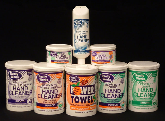 Vin-Dotco Hand Cleaners