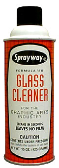 Sprayway #40 Glass Cleaner