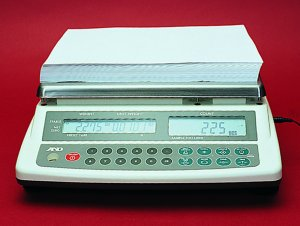 Counting Scales - 15 lb. capacity