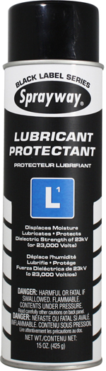 Sprayway #288 L1 Lubricant Protectant