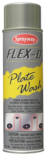 Sprayway #724 Flex-O Plate Wash