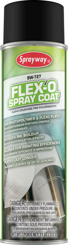 Sprayway #727 Flex-O Spray Coat