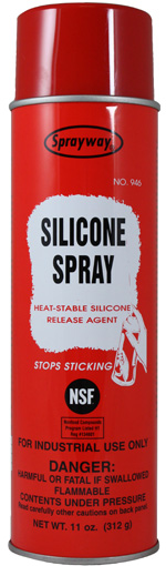 Sprayway #946 Silicone Spray and Release Agent
