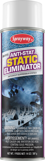 Sprayway #955 Anti-Stat Static Eliminator