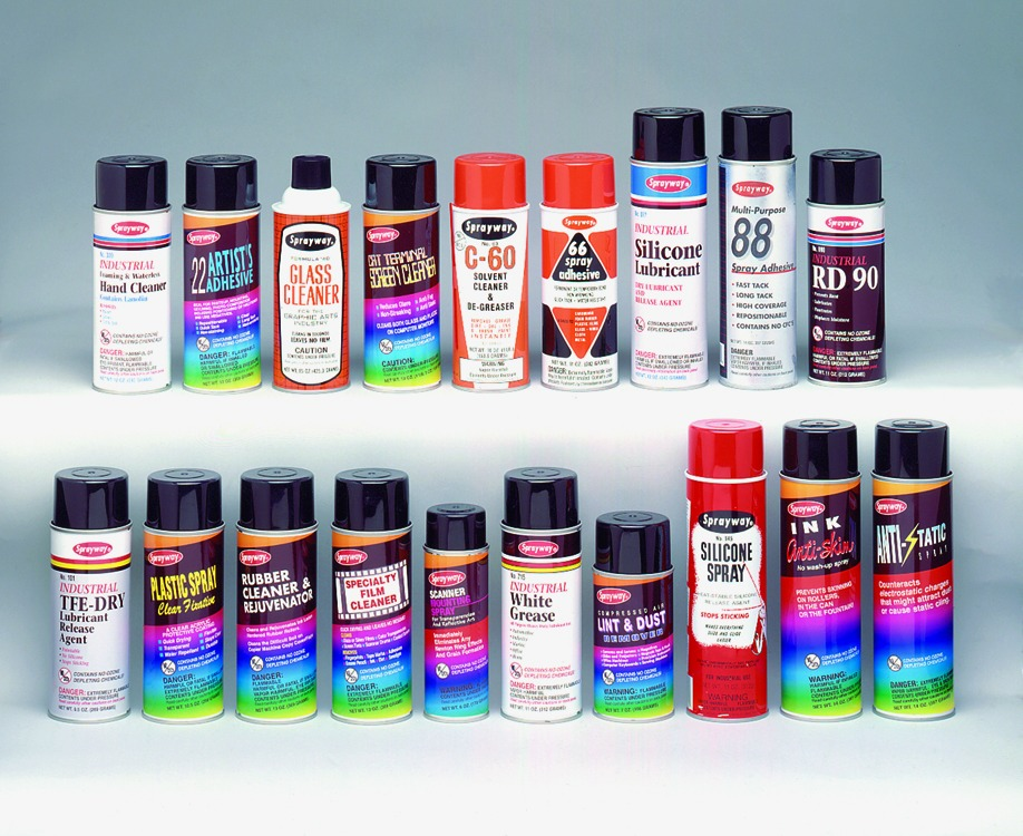 Graphic Arts Sprays