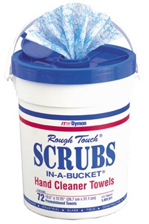 Scrubs-in-a-Bucket