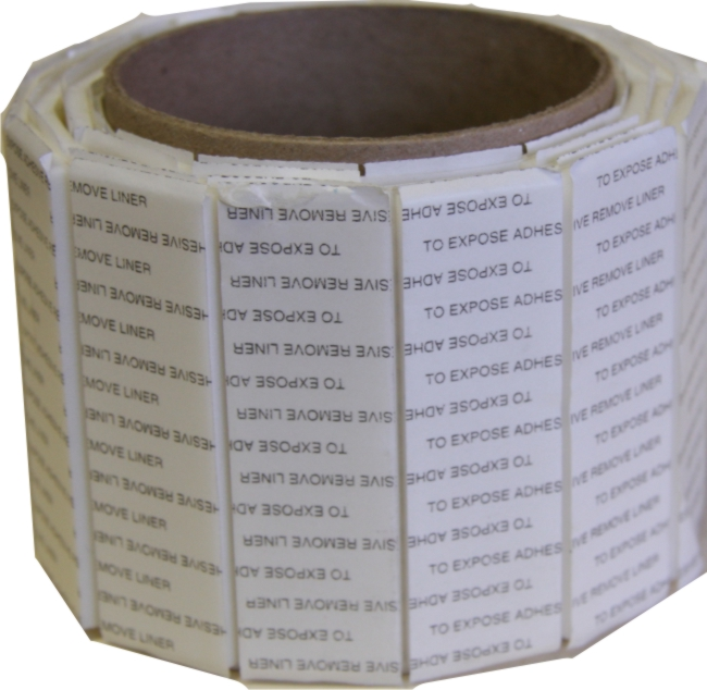 "Rhino Foam Tape Tabs - 1"" x 2"" x 1,000 Pieces"
