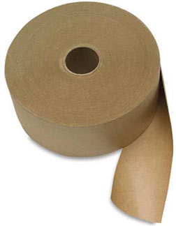 Gummed Brown Kraft Tape