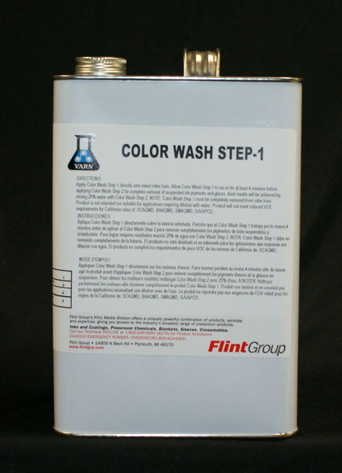Varn Color Wash Step 1