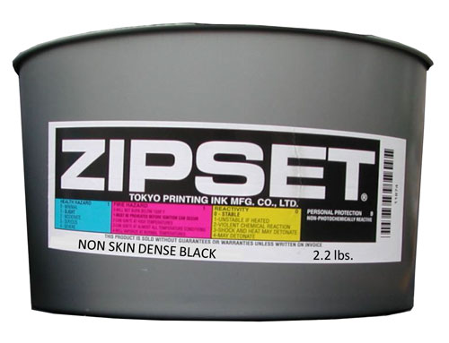 Zipset Printing Inks Gwj Company Better Pricing