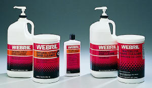 Webril® Waterless Hand Cleaners